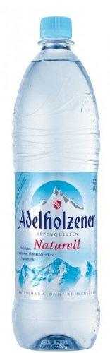 Adelholzener Alpenquell Naturell 1,5L Pet