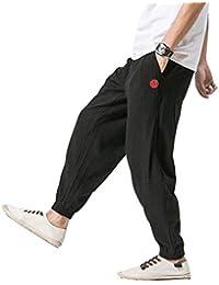 9d8143368 Amazon.es: Pantalones Capri - 5XL / Hombre: Ropa