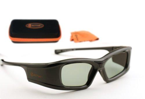 SAMSUNG-Compatible 3ACTIVE® 3D-Brille. Wiederaufladbare