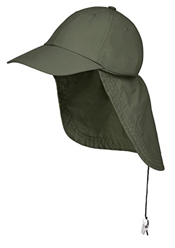 Noorsk Outdoor Safari Cap con Protector de Nuca