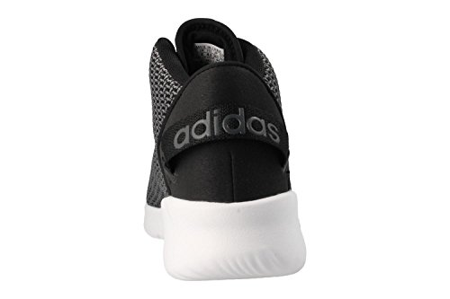 adidas CF Refresh Mid, Scarpe da Fitness Uomo Nero (Negbas/Ftwbla/Gricin)