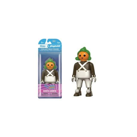ocolate Factory Oompa Loompa Playmobil Action-Figur ()