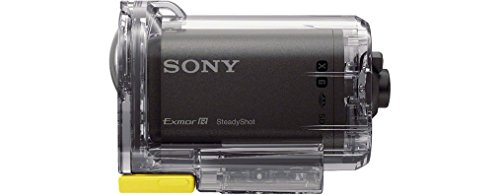 Sony HDR-AS15 Action-Cam Camcorder mit Hintergrundbeleuchtung (Exmor R CMOS-Sensor, Full HD, WiFi, microSD/SDHC-Kartenslot, microUSB) schwarz