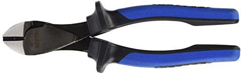 """HEYTEC 50812121842 Seitenschneider, blau/schwarz, L\""""nge: 180 mm"""