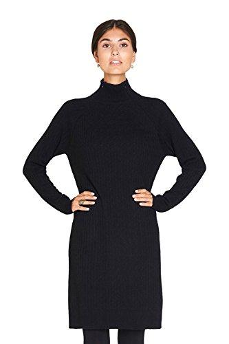 1f3ab625ce8 Milker Ruth - robe d allaitement robe maternité douce en laine viscose