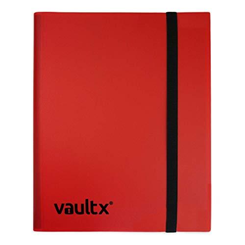 Vault X® Carpeta - Álbum 9 Bolsillos Cartas