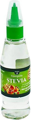 BFF Stevia Flüssig Süße 125ml