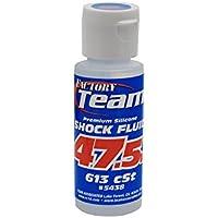 Equipo Asociados 5438peso silicona Shock Oil, 47,5/2-ounce