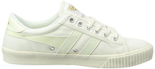 Gola Damen Tennis Kurzschaft Stiefel Elfenbein (Off White/off White)