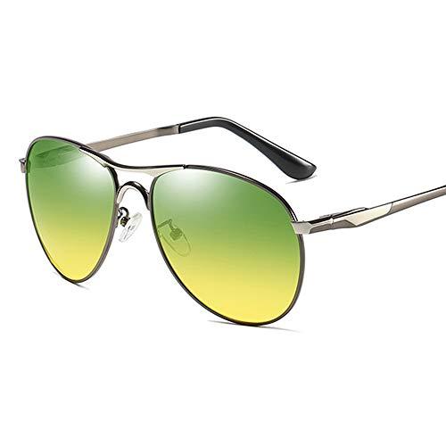 GXM-FR Schutzbrillen, HD-Tag- und Nachtsicht-Schutzbrillen für polarisiertes Angeln, Risikoreduzierung, Fahrersonnenbrille, Ultraleicht-Schutzbrille UV400,c