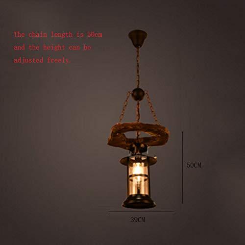 Lichter Holz Bambus Kunst LED-Beleuchtung Rattan Pendelleuchten Nordic Retro Massivholz Pendelleuchten