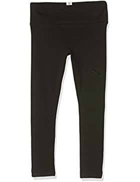 Mallas Puma para niños., infantil, Style ESS Leggings G, Cotton Black, 152