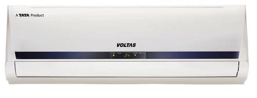 Voltas 245 DY Split AC (2 Ton, 5 Star Rating, White, Aluminium)