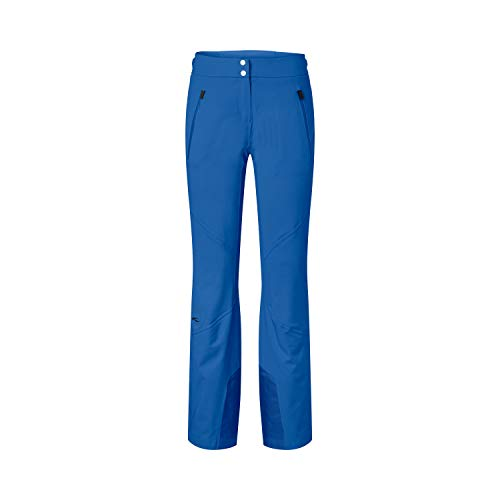 KJUS Women Formula Pants Blau, Damen DermizaxTM Hose, Größe 36 - Farbe Strong Blue