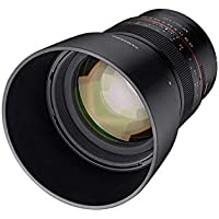 Samyang 85mm F1.4 Telephoto Manual Focus Lens for Canon RFMount