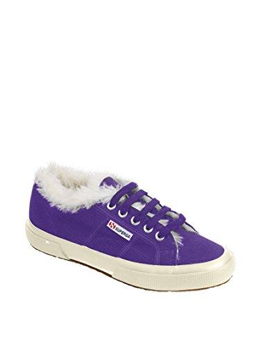 Chaussures Le Superga - 2750-cobu Violet