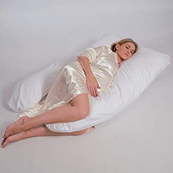 SHANNA Pregnancy Pillow, Large U Shape