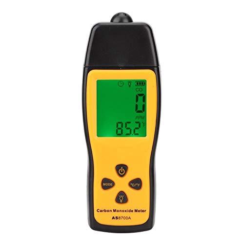 SMART SENSOR Handheld-Kohlenmonoxid-Messgerät CO-Gastester-Monitor-Detektor-Messgerät