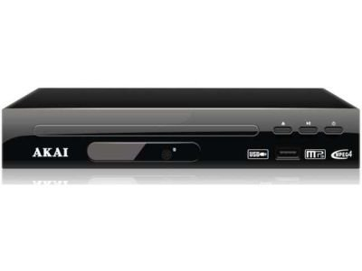Akai AKDV335B Reproductor DVD con puerto USB