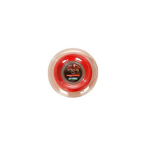 Yonex Poly Tour Fire String Reel-Rot/Rot, 1,2mm/200m