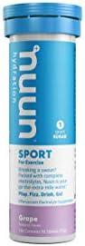 Nuun Hydration: Electrolyte - Grape