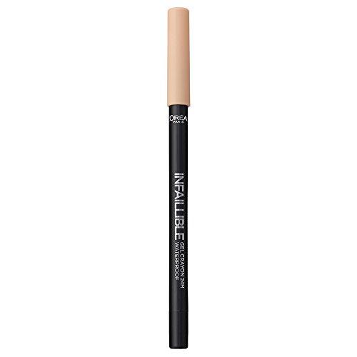 L'Oreal Paris Eyeliner Infaillible Gel Crayon - 13 Beige - Augen-Make-up -
