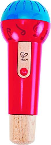 Hape International- Micrófono Eco, (E0337)