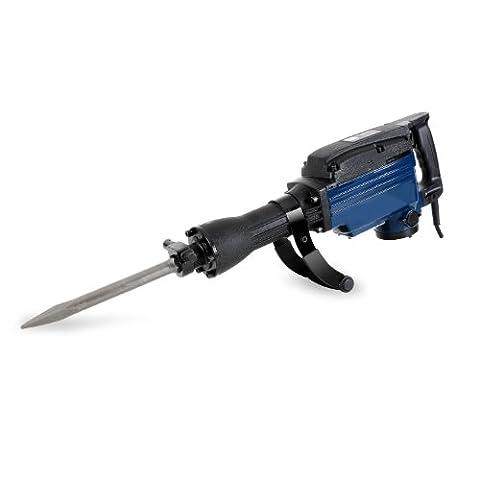 EBERTH 1600 Watt Demolition Hammer for Indoor and Outdoor Use