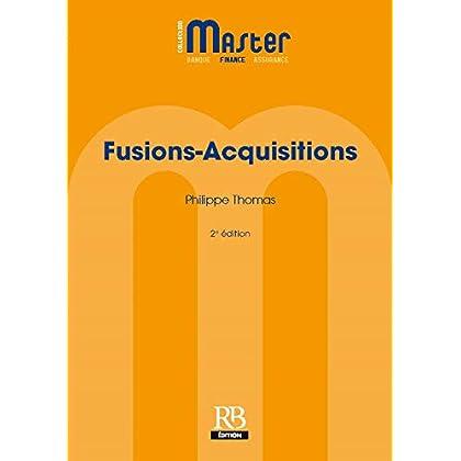 Fusions-Acquisitions - 2e édition (Master)