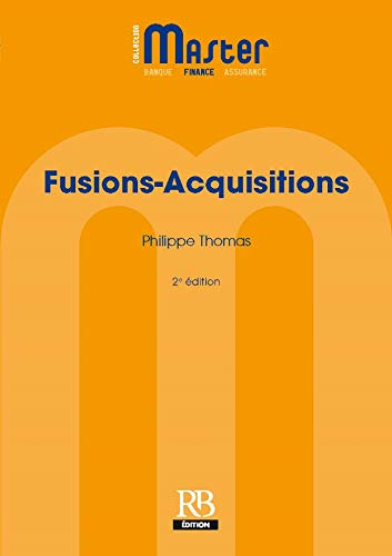 Fusions-Acquisitions - 2e édition (Master)