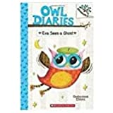 Owl Diaries #2: Eva Sees a Ghost (Branches)