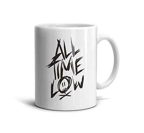 White Ceramic Coffee Mug 11 oz Music Fan Funny Design Daily Use Gift Souvenir Tea Mugs Cup,White-121,One Size - Tea Iced Beste Maker
