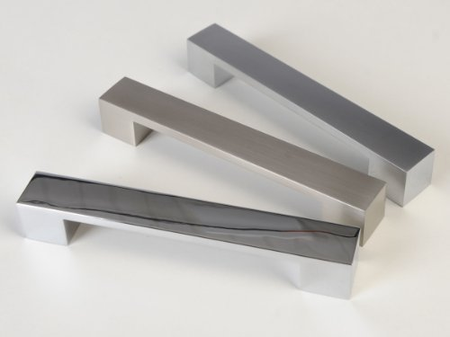 So-Tech® Möbelgriff Möbelgriffe Griff Griffe Chrom Matt 128 Mm