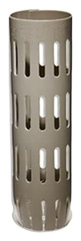 Dimex EasyFlex Plastic Tree Trunk Protectors, 6 Count, Grey