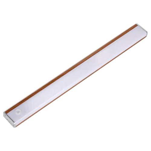 ZHIFDNJ Kabinettlicht Kabinettlicht LED Auto-Sensing USB-Aufladung und tragbar, geeignet für Küchenschrank-Weinkühler