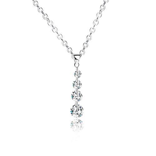 �nger Weibliche Elegante Zucker Kürbis Halskette Einfache Schmuck Kleidung Spiel ()