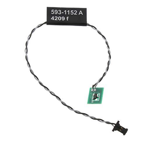 F Fityle Digitaler Temperatursensor Temperaturfühler Sensor Kabel für iMac A1311 593-1152A, Wasserdicht -