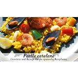 Feuer & Glas - 8 verschiedene Gewürze für Paella Catalana ( 50g )