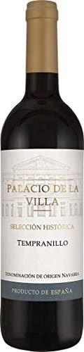 Tempranillo-PALACIO-DE-LA-VILLA-Seleccin-Histrica-Bodegas-Alconde-Spanien-Navarra-1x-075l-Rotwein-trocken