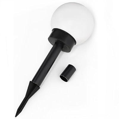 Relaxdays LED Kugelleuchte Solar Gartenlampe 15 cm von Relaxdays bei Lampenhans.de