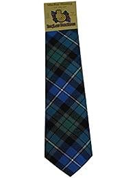 Men's laine Motif Tartan ancien MacRae Cravate de chasse