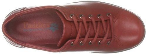 Padders Galaxy, Chaussures basses femme Rouge-V.7