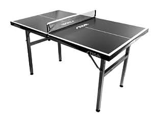 Stiga mini tavolo da ping pong colore nero - Tavolo da ping pong dimensioni ...