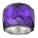 Swarovski Nirvana Purple Velvet Ringe, Größe 52, Klein, Durchmesser 16.4mm, UK-L, USA-6, Referenz- 1166785