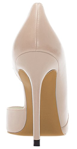 Guoar - Scarpe chiuse Donna Bianco (Naturale)