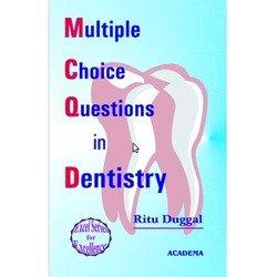 MCQ in Dentistry