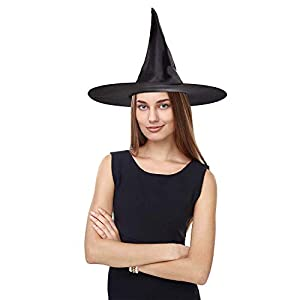 Judaca Sombrero Negro Accesorio Disfraz