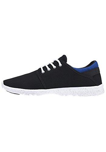 Etnies Scout, Sneakers Basses Homme BLACK/BLUE/BLACK