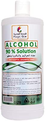 Alcohol Antiseptic Desinfectant
