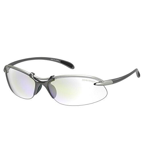 Schwäne Sonnenbrille Airless Wave sa-506Lsil [Made in Japan]